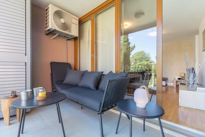 1 bedroom Apartment near Old town - garage
