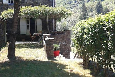 Petite maison de charme au cœur des Cévennes - Valleraugue - Hus