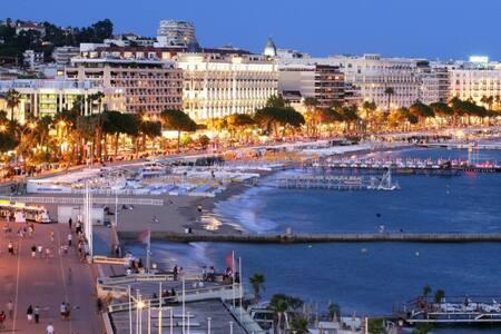 CANNES WONDERFULL QUIET SUNNY - Cannes - Apartment