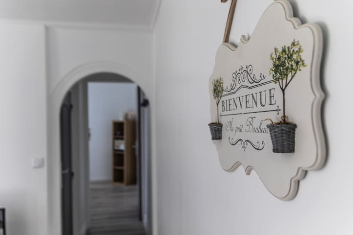 """""""Au Petit Bonheur"""": T2 quartier Port du Canal"""