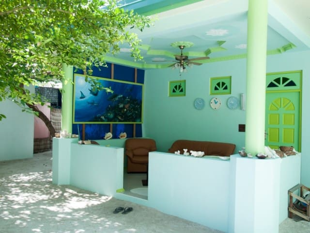 Charming Villa in Omadhoo