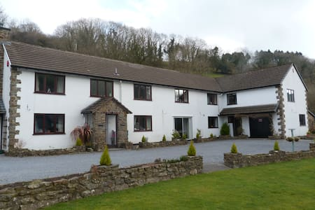 Country Guest House - Cwmduad