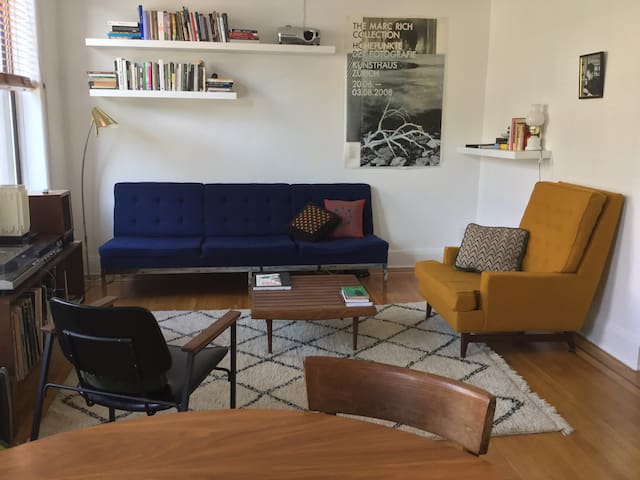 Charming 1-BR Fort Greene Apartment