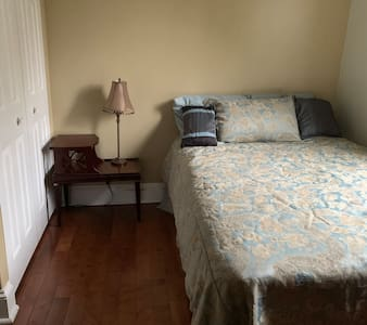 Private Room at Bedford-Ridgevale W/ Double Bed