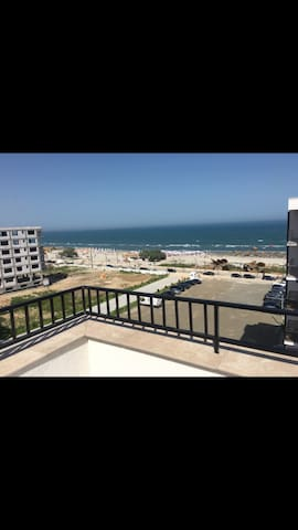 Apartment very close to the beach with terace