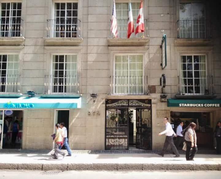 Hotel Boutique Paseo de la Reforma