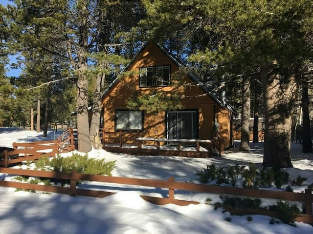 Christmas Valley Cabin - South Lake Tahoe - Cabin