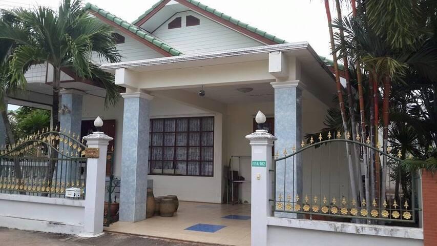 บ้านสัตหีบ - Tambon Sattahip - Дом