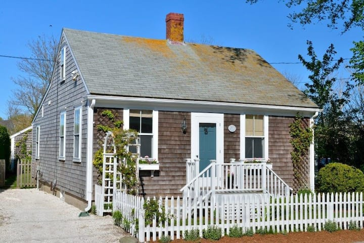 Charming Nantucket Home & Guest House