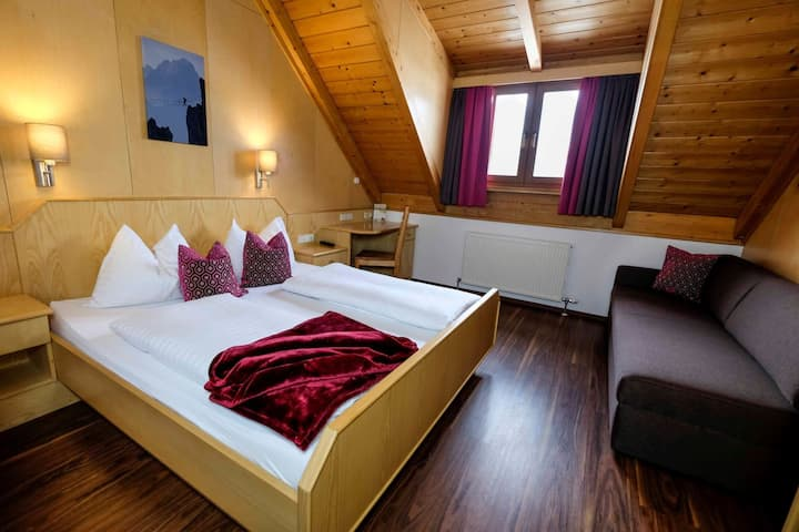 Aktiv Hotel Karnia  Double room