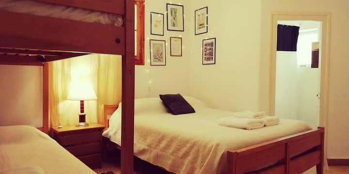 Habitacion Doble (N°45) - Bungalow del Ministro