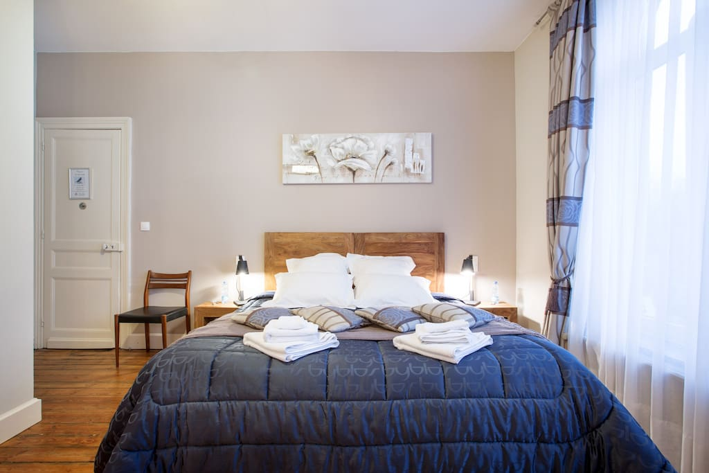 Chambres d 39 h tes l 39 hirondelle bed breakfasts for rent for Chambre d agriculture nord pas de calais