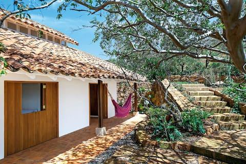 Charming 2BR Cottage Sierra Verde in Barichara