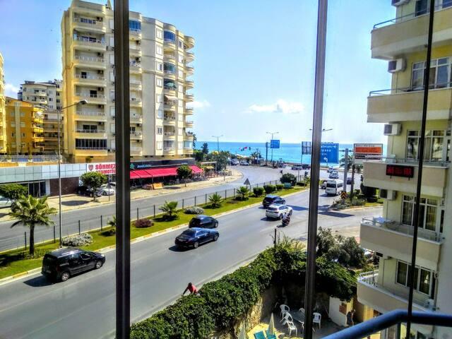 Tosmur Beach Apartment