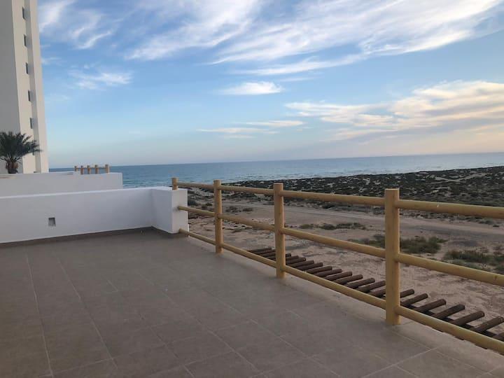 Luna Blanca Villa 2 a few steps away from beach