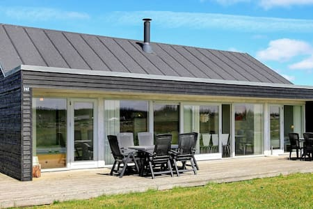 Gorgeous Holiday Home in Brovst with Sauna