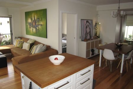 Modern Spacious beach style Terrace Apt Near Manly - Manly Vale - Huoneisto