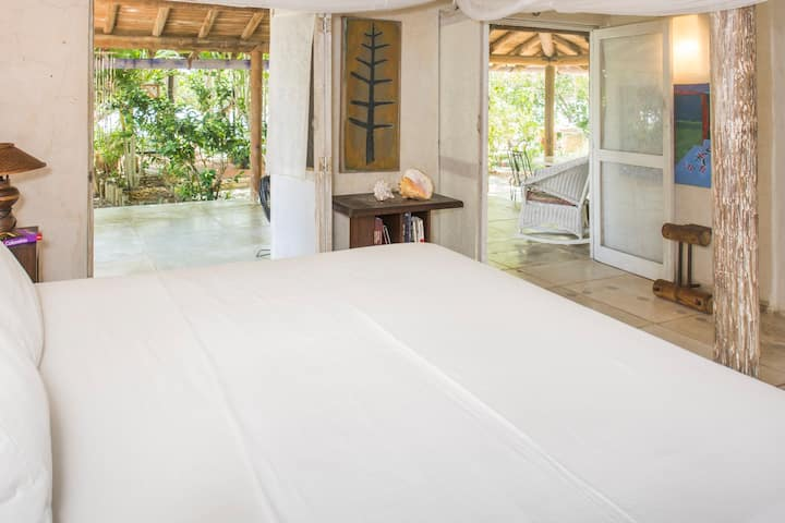 Hotel Playa Manglares Isla Baru - Beach Front Room