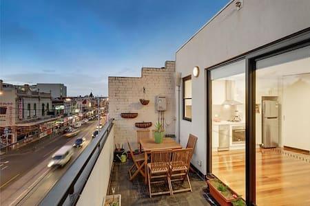 Quiet, charming apt in eclectic, buzzing Brunswick - Apartmen