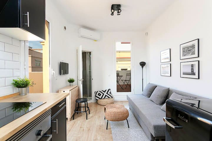 Wonderful penthouse / Atico fantastico / playa