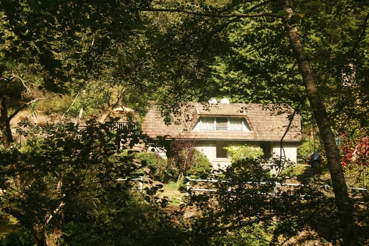 1860's Cottage set in grounds of an old water mill