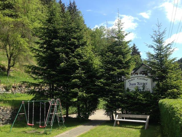 Sommergarten Pension zum Ritter