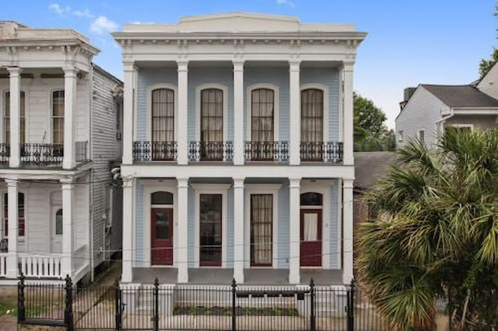 French Colonial Country Chic Apt - New Orleans - Byt