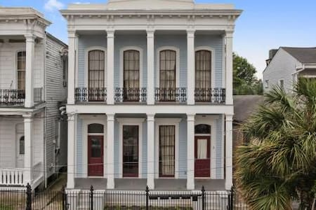 French Colonial Country Chic Apt - New Orleans - Wohnung