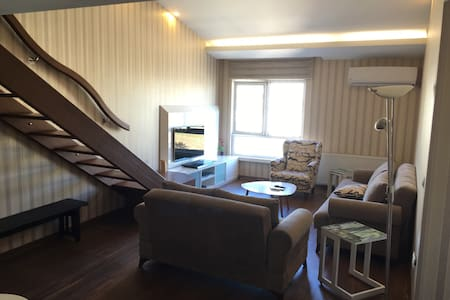 3 rooms + mezzanine floor - Bursa
