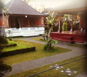 my place in tampaksiring gianyar - Tampaksiring