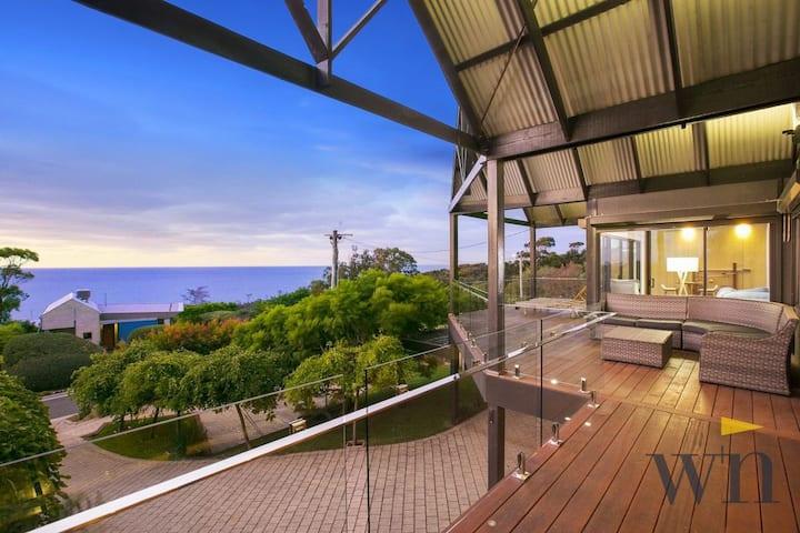 Stairway to Heaven | Oceanside Luxury Mt Martha