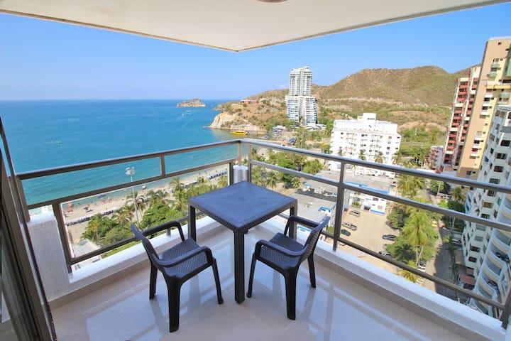 Apartamento SOHO Basic - Vista al Mar SMR258A