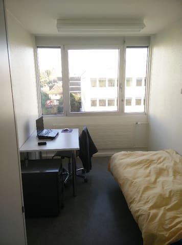 Lovely dorm room in FMEL Rhodanie - Лозанна - Общежитие