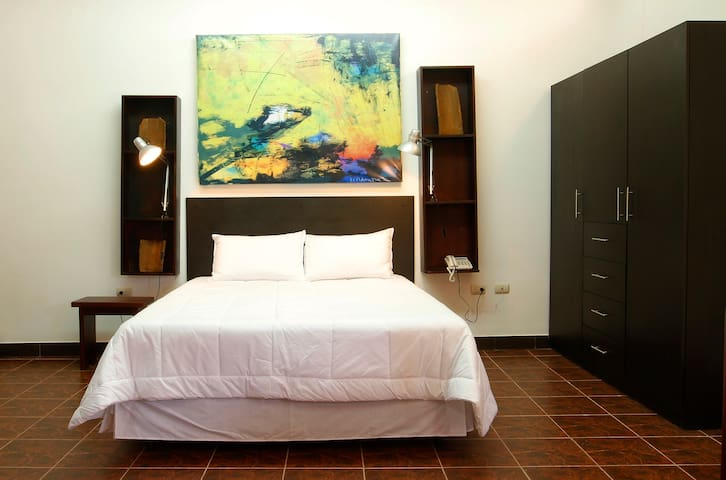Matrimonial Room in Loft 2 pax
