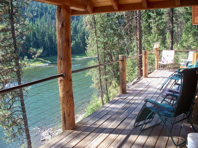 Clark Fork River Lodge - Saint Regis - House