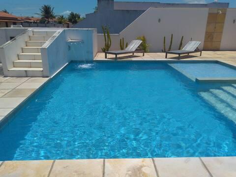 Summer House- ideal para a família e amigos