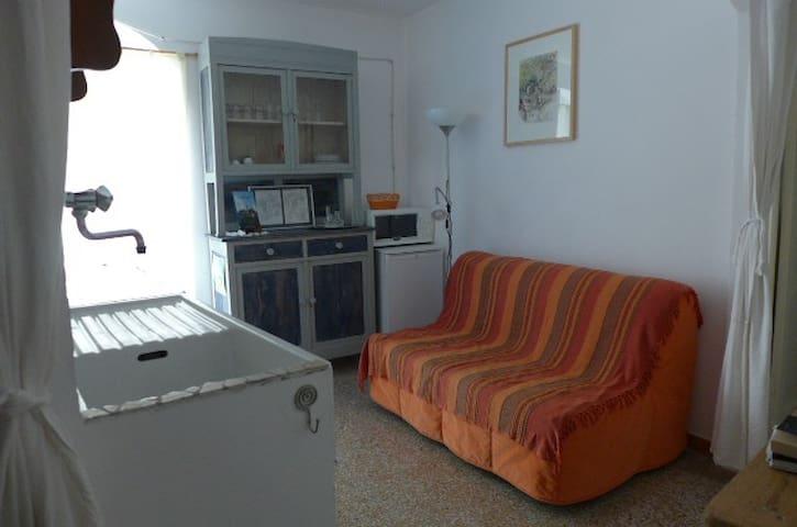 B&B MareMontaltoMontagna Appartamentino Bianca - Montalto Ligure - Apartamento