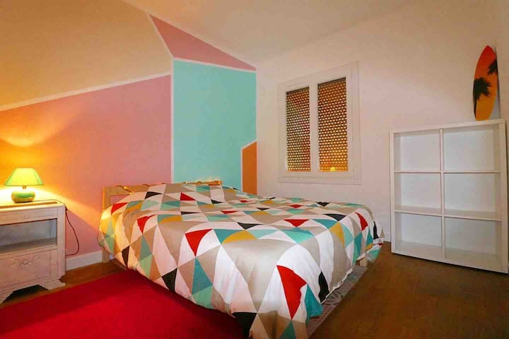 Chambre 1 Life in colors