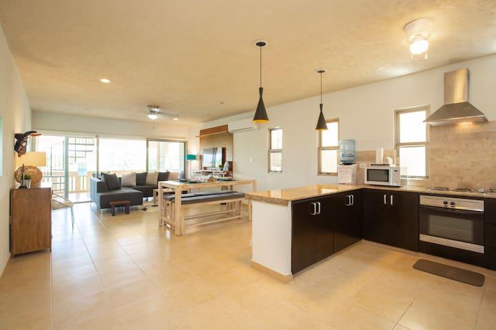 Casa Mia Puerto Aventuras - 2 bdrm Penthouse Oasis