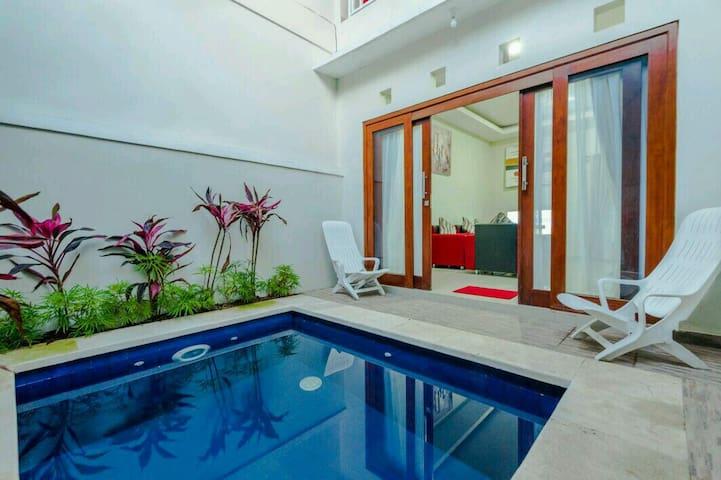 Beluran Serene Villa - Tabanan - วิลล่า