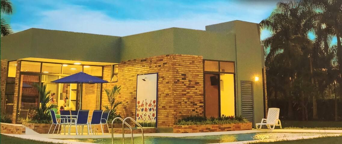 Casa Campestre - Villavicencio - Huis
