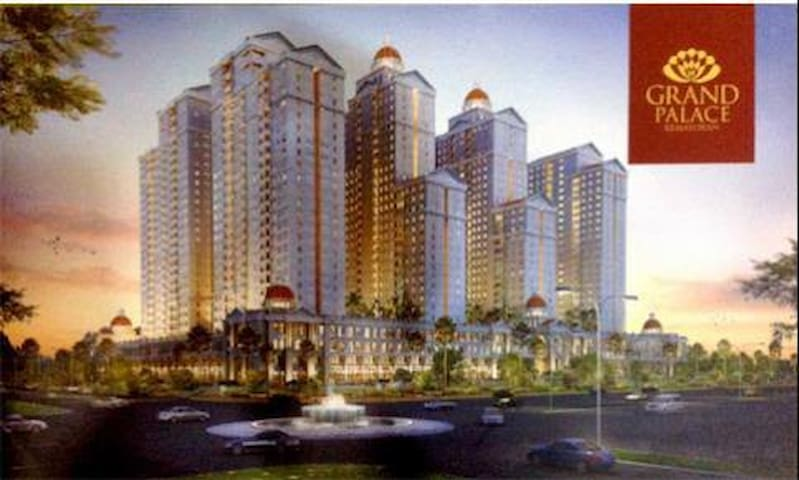 Rent-Apartment 3BR at Kemayoran Jkt - Kemayoran - 公寓