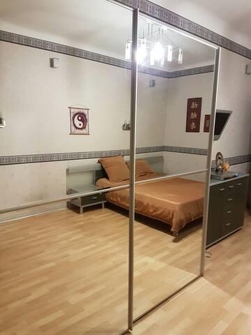 Уютная просторная комната - Volgograd