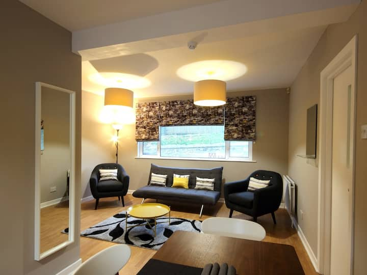 Cunningham Suite -Apartment Suite Near Town Centre
