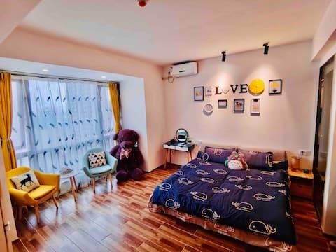 万象城SOHO、广西科大学、万达、阳光100北欧公寓
