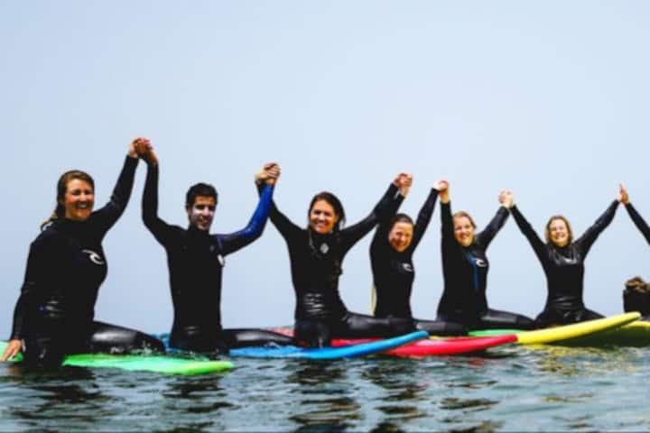 All Inclusive Mirage Surf Lessons Camp Morocco