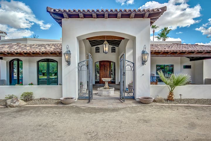 Paradise Valley Home Pool 7000 sqft 5 bed + Casita - Paradise Valley - House