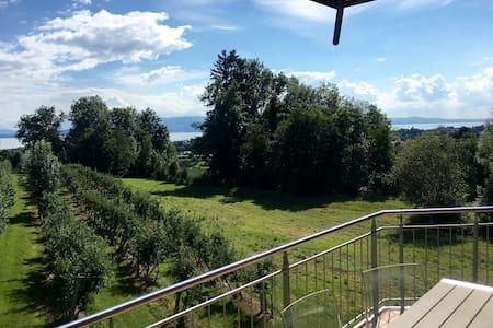 3 Zimmer Ferienwohnung TRAUMBLICK - Lindau (Bodensee) - Leilighet