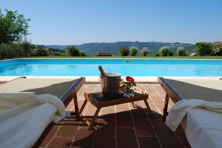 Il Poggiolo - Faluto magico - La vacanza perfetta! - Parrano - Bed & Breakfast