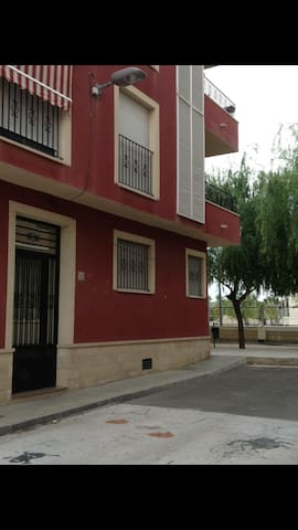 Charming 2bd with solarium - Dolores - Daire